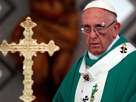 Papst Predigt