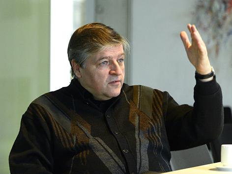 Pfarrer Helmut Schüller