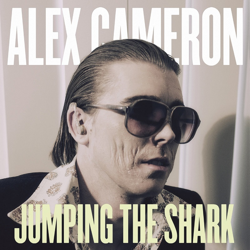 "Alex Cameron ""Jumping the shark"" Albumcover"