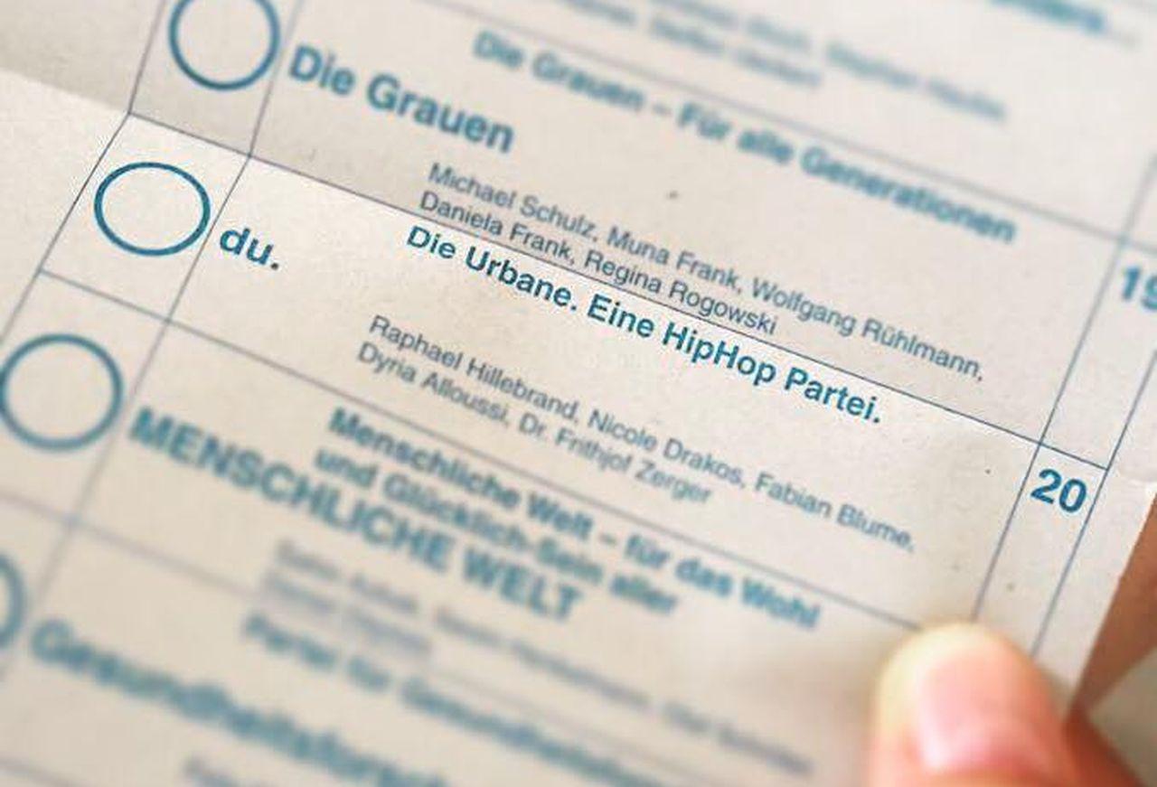 Die Kleinparteien bei der Bundestagswahl 2017
