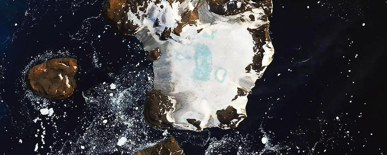 Hitzewelle in der Antarktis