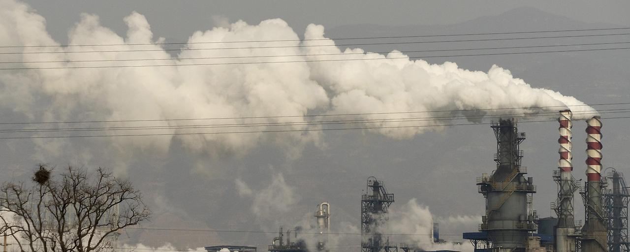 Treibhausgase weiter auf Rekordniveau