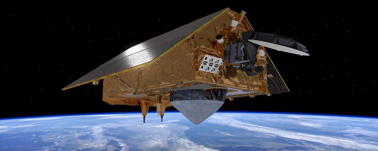 Neuer Umweltsatellit für Weltmeere