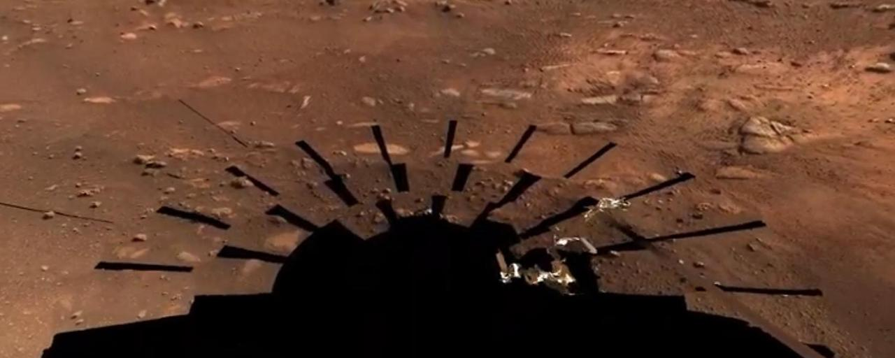 3-D-Video vom Mars