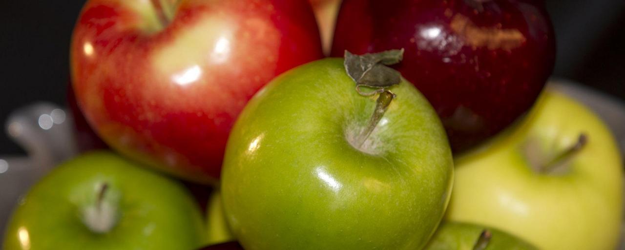 Optimal: Dreimal Gemüse und zweimal Obst täglich