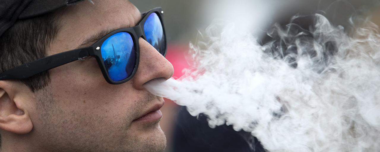 WHO warnt vor E-Zigaretten