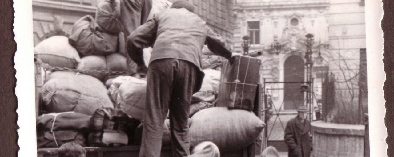 Wien als Modell der Judenverfolgung