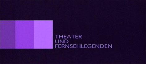 Theater- und Fernsehlegenden Signet