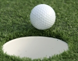Golfplatz Symbol