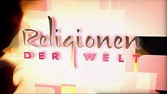 """Sendungslogo """"Religionen der Welt"""""""