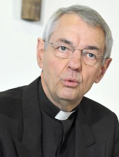 Bambergs Erzbischof Ludwig Schick