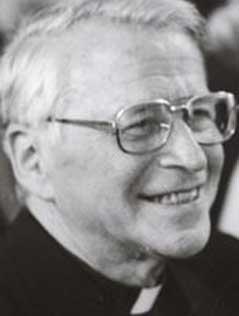 Portraitfoto von Leopold ungar.