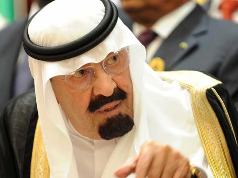 König von Saudi Arabien, Abdullah bin Abdul Aziz
