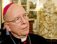 Diözesanbischof Klaus Küng