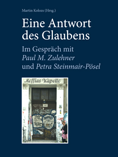 """Buchcover """"Eine Antwort des Glaubens"""""""