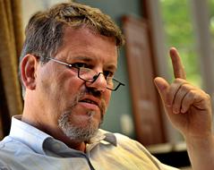 Religionshistoriker Johannes Heil