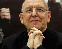 Bischof Klaus Küng