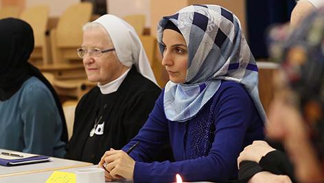 Muslimisch-katholisches Seelsorgerinnentreffen in Wien