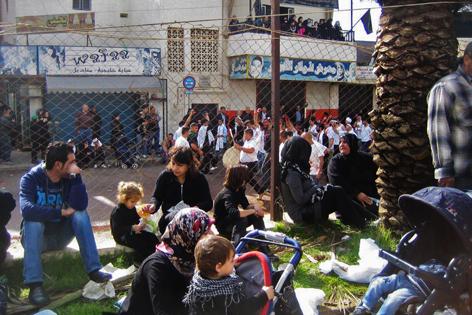 Aschura-Fest in Nabatäa