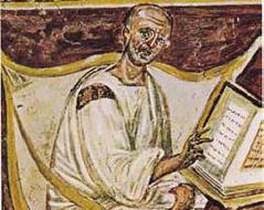 Autorenportrait von Augustinus