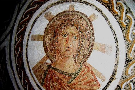 Sol Invictus Darstellung
