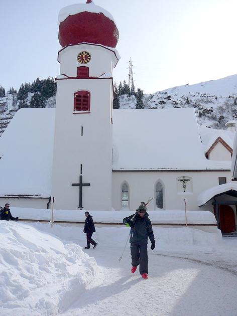 Arlberg - weißer rausch