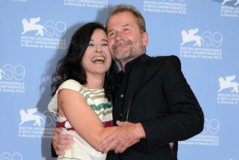 Maria Hofstätter & Ulrich Seidl