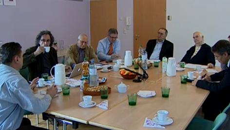 Freikirchen-Vorstände bei Sitzung