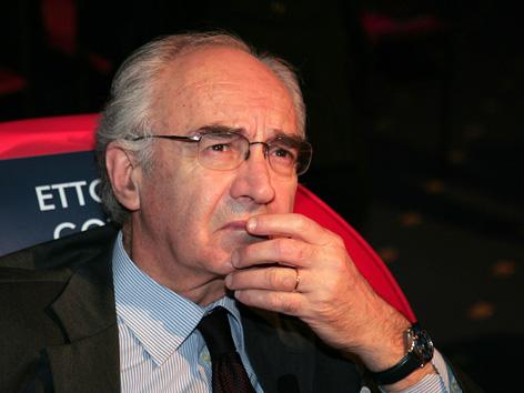 Der ehemalige Chef der Vatikanbank IOR, Ettore Gotti Tedeschi