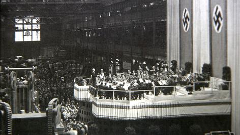 Schatten der Vergangenheit: Die Wiener Philharmoniker im Nationalsozialismus