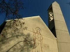 Evangelische Lukaskirche Bad Hall außen