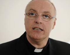 Der Eisenstädter Diözesanbischof Ägidius Zsifkovics