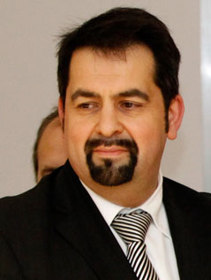 Aiman Mazyek, Vorsitzender des Zentralrats der Muslime in Deutschland
