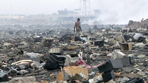 Müllhalde