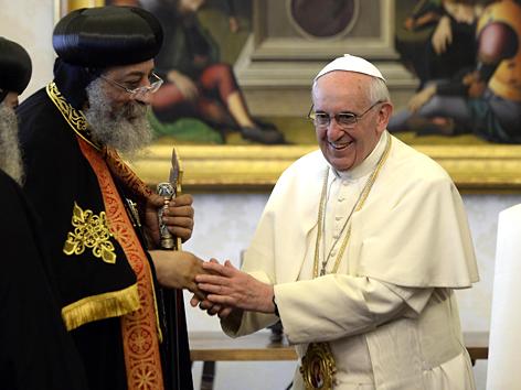 Koptischer Papst