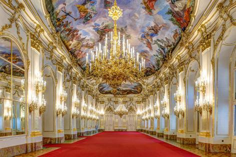 Schloss Schönbrunn: Das neue Imperium