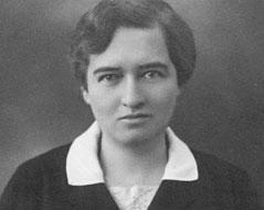 Hildegrad Burjan 1928