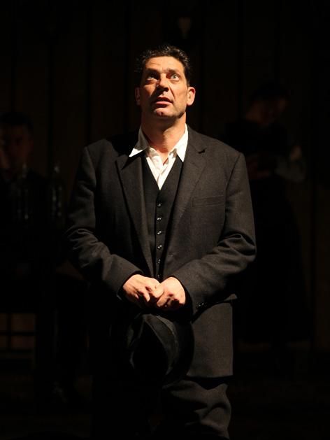 Gregor Bloeb als Franz Jägerstätter