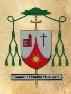 Wappen von Bischof Benno