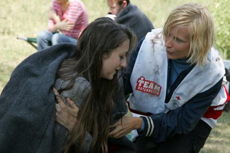 Team Österreich, Einsatz, Hilfe, Helfer, Mitglieder, Opfer