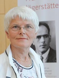 Jägerstätter-Biografin Erna Putz