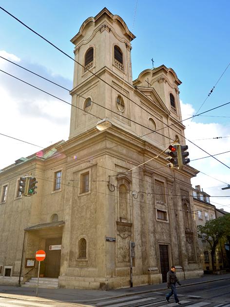 Pfarrkirche Neulerchenfeld in Ottakring