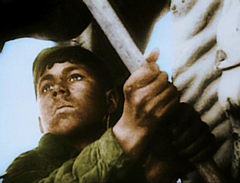 Der zweite Weltkrieg in Farbe: Sieg in Europa