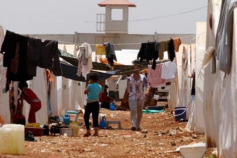 Syrische Flüchtlinge Religion