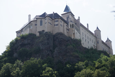 aus dem rahmen: renaissanceschloss rosenburg