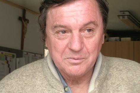 Seit zwanzig Jahren lebt Gerhard Hitter im Vinzi-Dorf in Graz