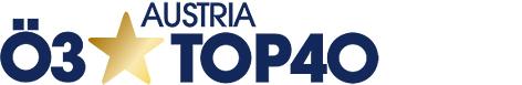 """Schriftzug """"Ö3 Austria Top 40"""""""