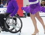 Rollstuhltanzen