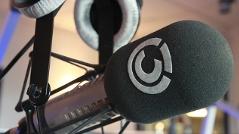 Mikrofon mit Ö3-Logo