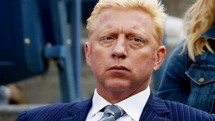 Boris Becker im Anzug